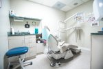 Clean, fully equipped exam rooms